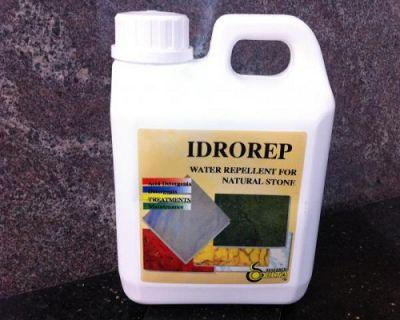 Idrorep - предпазва от влага